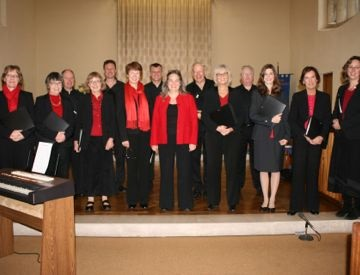 Renaissance Singers group photo